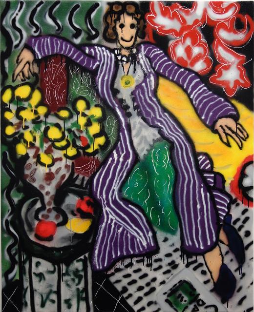 , 'Woman in a Purple Coat II,' 2016, CLEAR GALLERY TOKYO