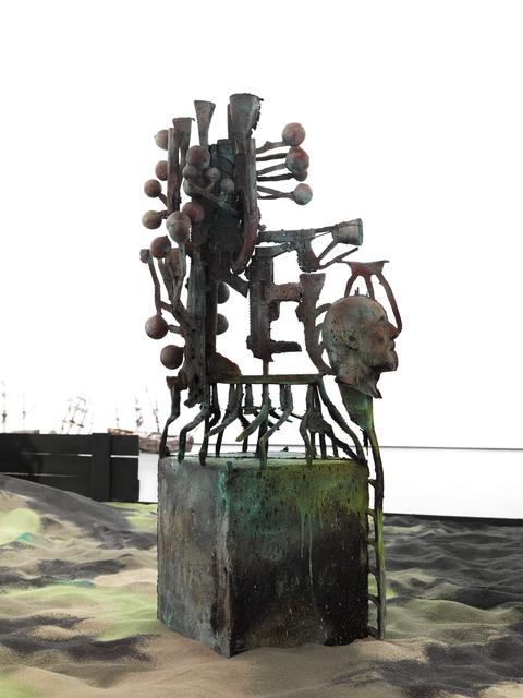 , 'Spiritual Generator,' 2014, James Cohan
