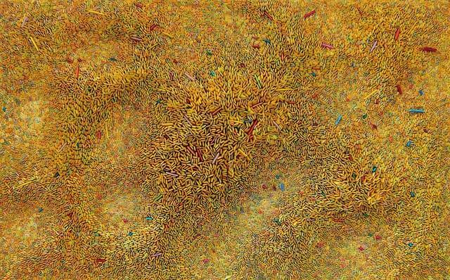 , 'Seed Universe 8,' 2015, Opera Gallery