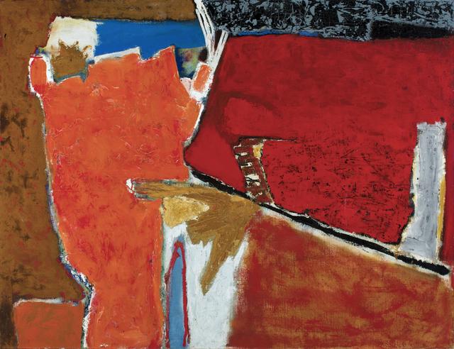 , '#44,' ca. 1958, Caldwell Gallery Hudson