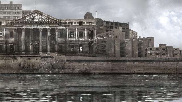 , 'La isla parlante,' 2015-2016, Aural