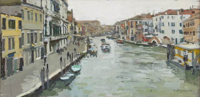 Ken Howard, 'From the Tre Archi', 2017, Portland Gallery