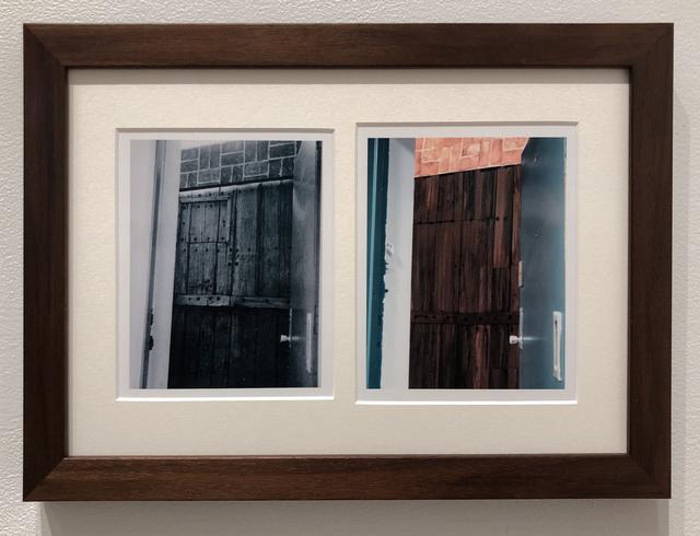 , '#403 (interior),' 2017, Postmasters Gallery