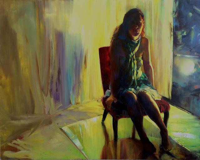 , 'The Evening Waits,' 2018, Studio 21 Fine Art