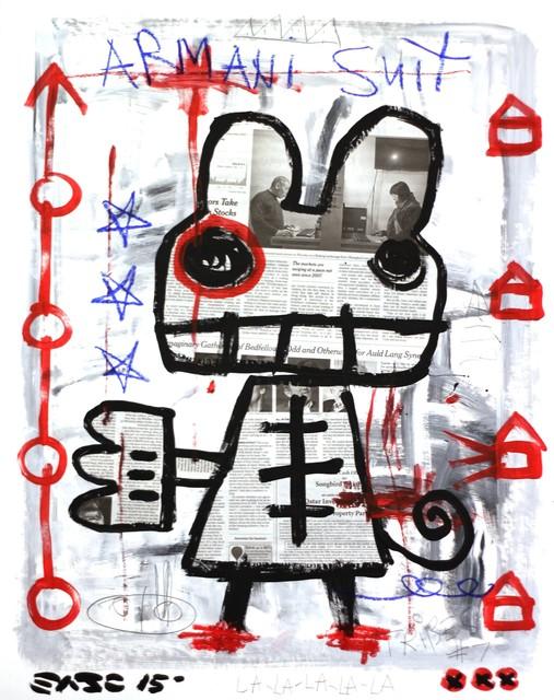 , 'Armani Suit,' 2015, Artspace Warehouse