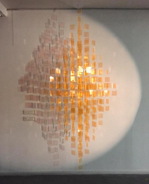 , 'Continuel Mobile Orange,' 2017, Galeria Nara Roesler