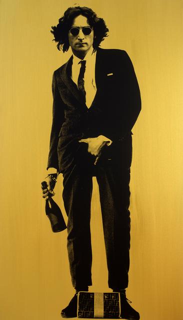 , 'John Lennon (Gold),' 2015, Joseph Gross Gallery