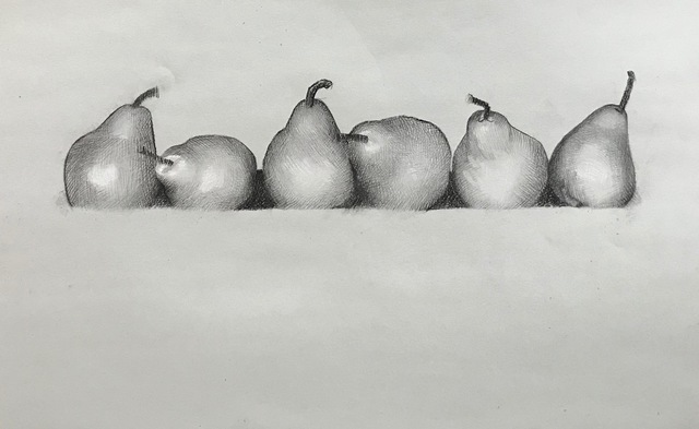, 'Pears,' 2018, 33 Contemporary