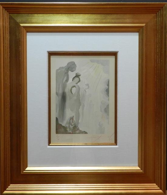 Salvador Dalí, 'Divine Comedy Purgatory Canto 13', 1967, Fine Art Acquisitions