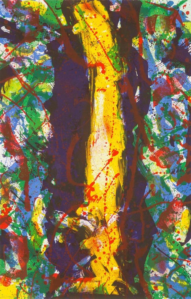 Artsy Artwork Sam Francis Untitled 2032