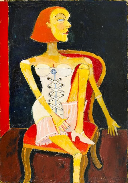 , 'Amelia,' 2001, Gallery Jones