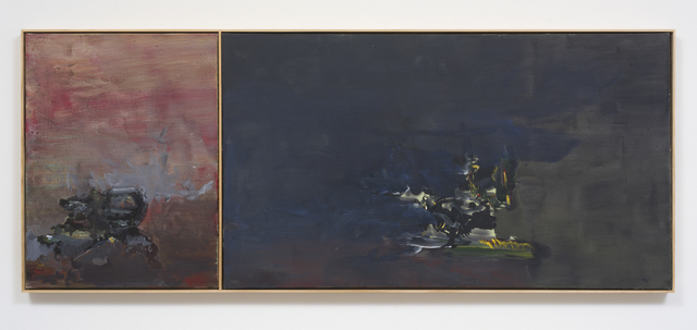 , 'onetwo painting,' 2014, Susanne Vielmetter Los Angeles Projects