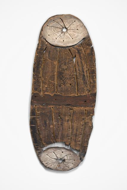 , 'Barrel,' 1975, Simone DeSousa Gallery
