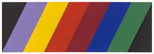 , 'Genus 0 No. 1,' 1966-1967, Charles Nodrum Gallery
