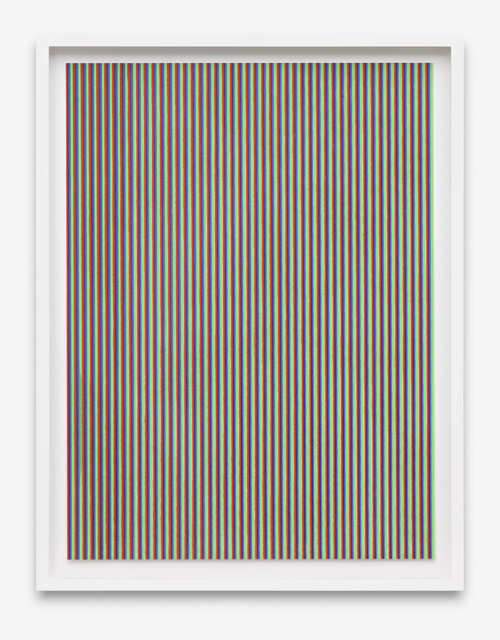 , 'RGB - 203,' 2015, Van Zijll Langhout / Contemporary Art