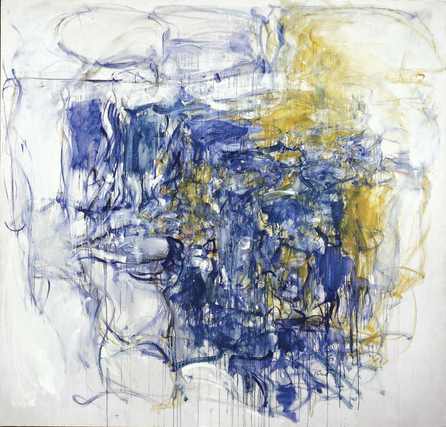 Joan Mitchell, 'Hudson River Day Line', 1955, Denver Art Museum