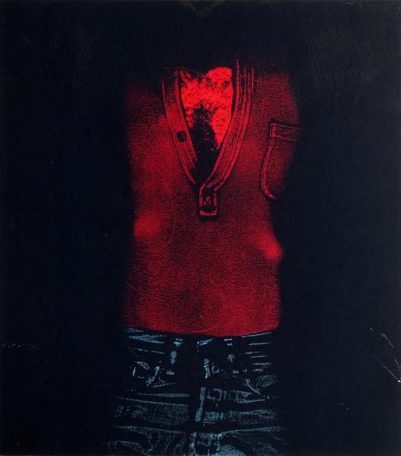 George Segal, 'Man in Red Shirt', 1975, Roseberys