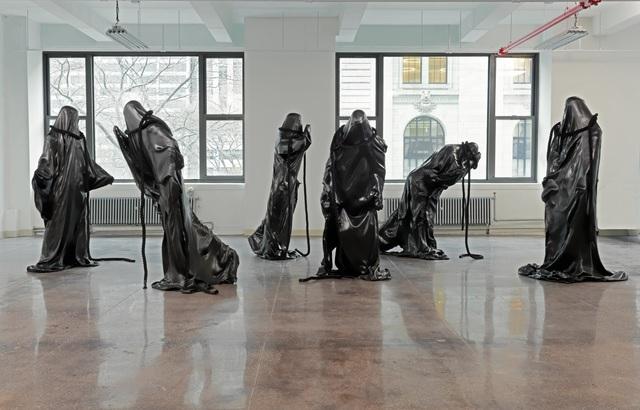 , 'Dark Passage,' 2017, Castelli Gallery