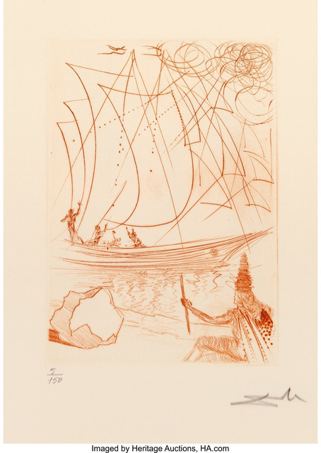Salvador Dalí, 'Much Ado about Shakespeare Portfolio', 1968, Heritage Auctions