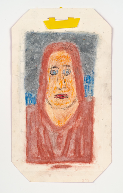 , 'Untitled (Woman's head),' n.d., Fleisher/Ollman
