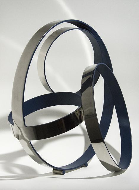 Philippe Pallafray, 'Four Ring Temps Zero Ultra Marine Blue', 2019, Oeno Gallery