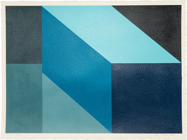 , 'Turquoise (Pthalo) ,' 2018, Treason Gallery