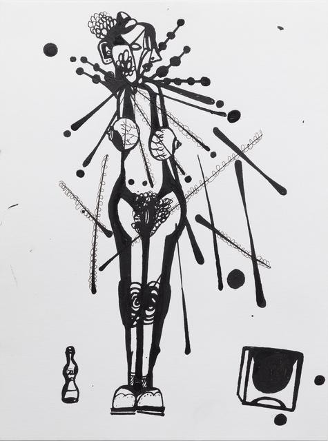 , 'Carnevil #1,' 2015, Meliksetian | Briggs