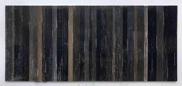 , 'Endlich wieder unten (K. Wecker),' 2013, Perrotin