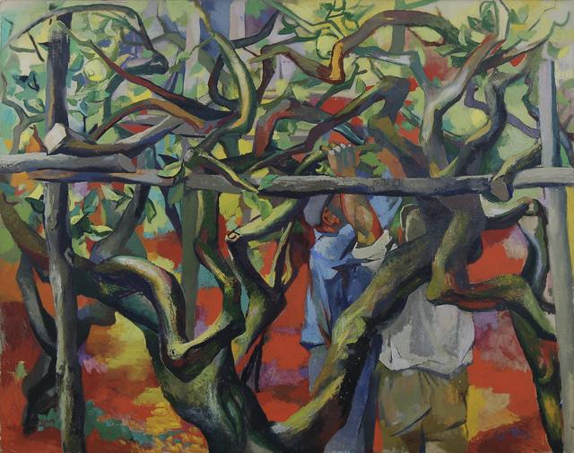 Renato Guttuso, 'Coltivazione del limone', 1956, Jody Klotz Fine Art