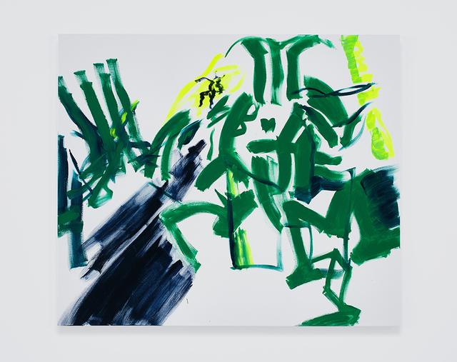 , 'SBJUNGLIST,' 2015, Nicodim Gallery