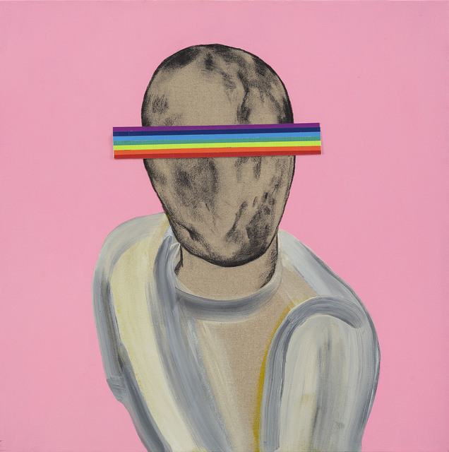 , '솔직한 마음,' 2017, Gallery BK