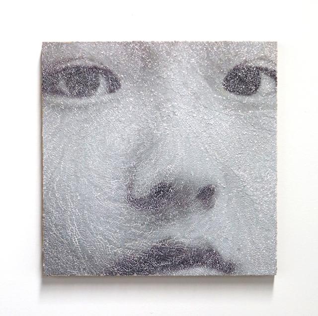 , 'Fragment #3,' 2017, Muriel Guépin Gallery
