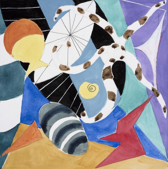 , 'Study of Cornish Brittlestar 1,' 2015, Art First