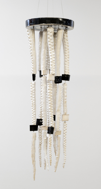 , 'Hanging Sculpture (MENTAL NAKEDNESS),' 2014, Nathalie Karg Gallery