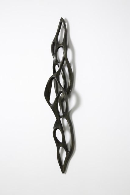 Caprice Pierucci, 'Charcoal Linear Loop I', 2018, Diehl Gallery