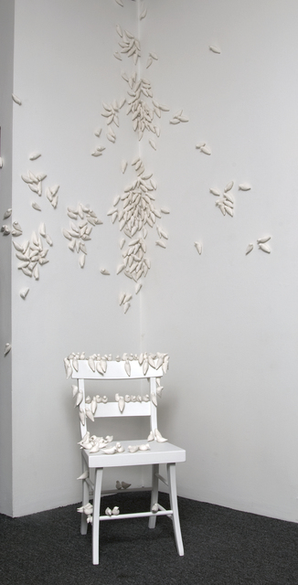 , 'Flock & Scatter,' 2014, Clark Gallery