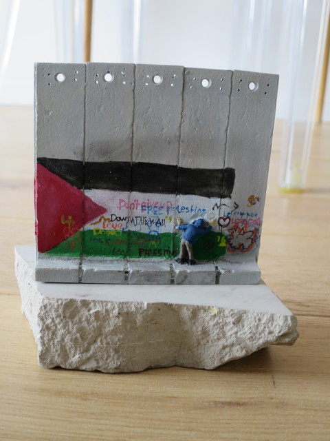 Banksy, 'Souvenir Wall Section', ca. 2018, AYNAC Gallery