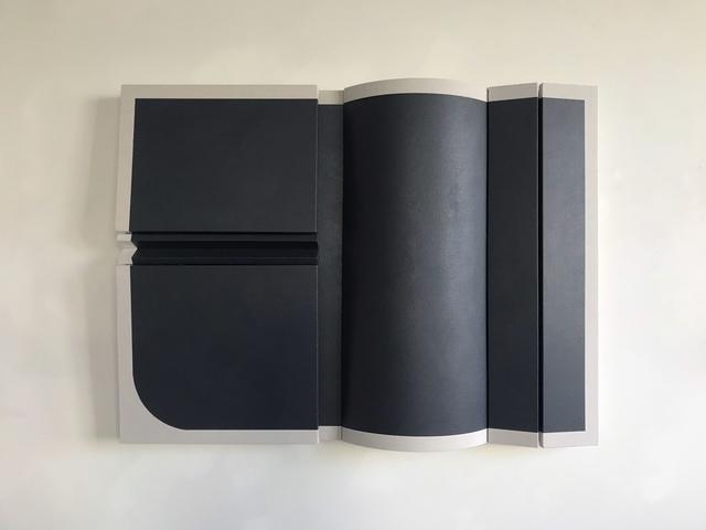 Robert William Moreland, 'Untitled Black Curve II', 2018, g.gallery