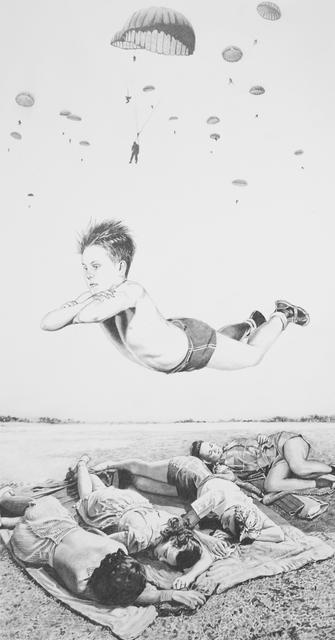 , 'Flyboy,' 2015, Samuel Freeman