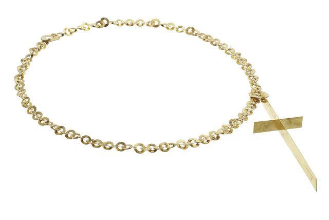 , 'Necklace,' 2010, Caroline Van Hoek