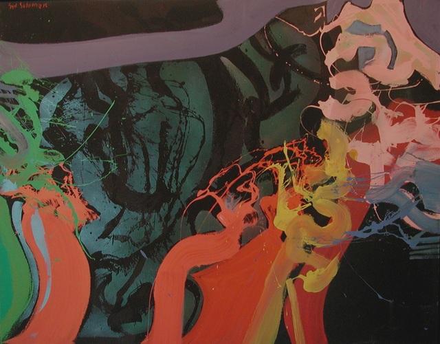 , 'Lunareach,' 1984, Berry Campbell Gallery