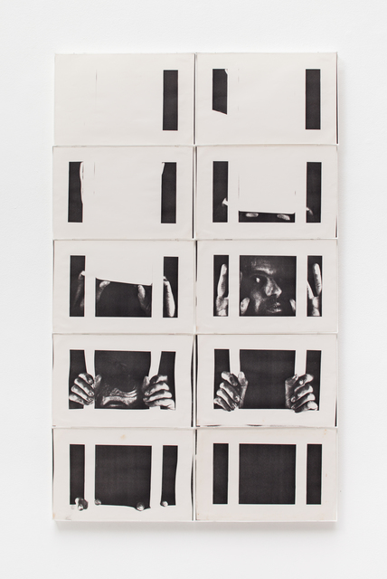 , 'Prisioner 1,' 1979, Zipper Galeria