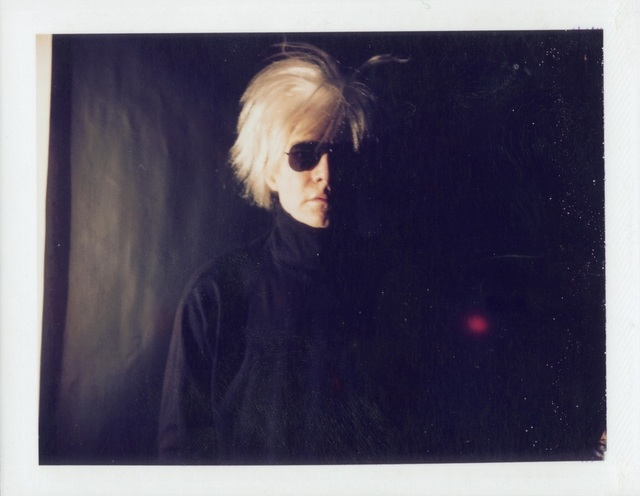 Andy Warhol, 'Polaroid Photograph of Self-Portrait with Fright Wig', 1986, Hedges Projects