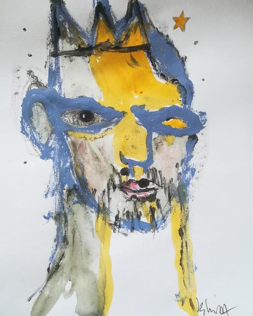 , 'Je Suis Le Roi D'une Etoile,' 2017, Maison Depoivre