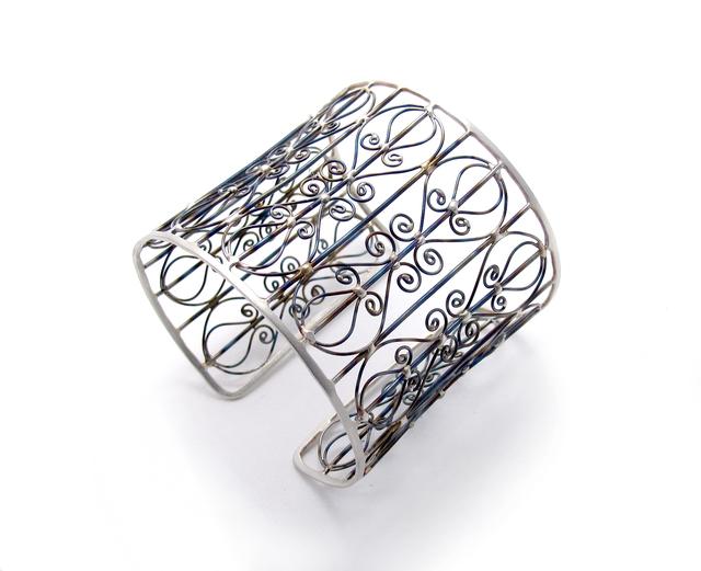 , 'Window Bar Bracelet,' , Facèré Jewelry Art Gallery