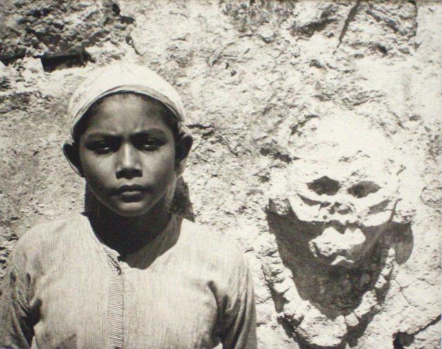 Manuel Álvarez Bravo, 'Nino Maya de Tulum (Mayan Child of Tulum)', 1942, Scheinbaum & Russek Ltd.