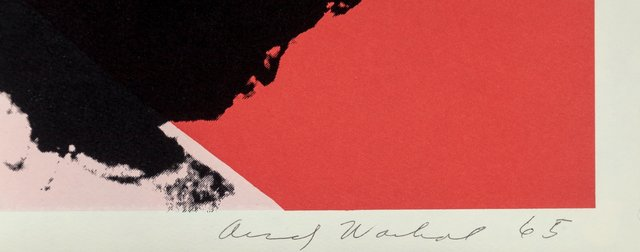 Andy Warhol, 'Liz', 1964, Print, Offset lithograph in colors, Heritage Auctions