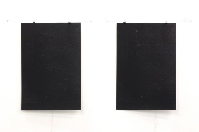 , 'Behind,' 2010, Galerie Thomas Bernard