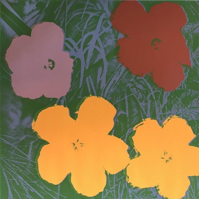 , 'Flowers #65,' 1970, OSME Gallery
