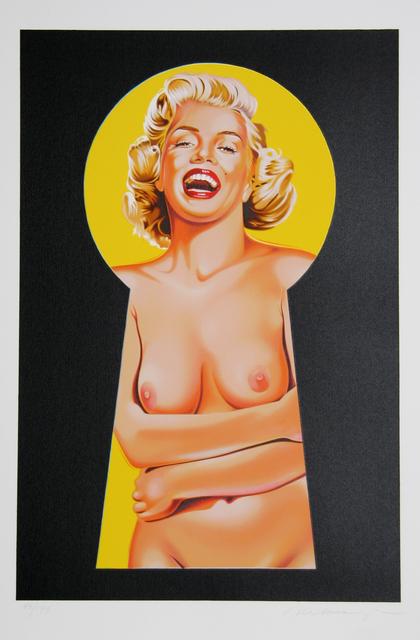 , 'Peek a Boo Marilyn 3,' 2002, RoGallery